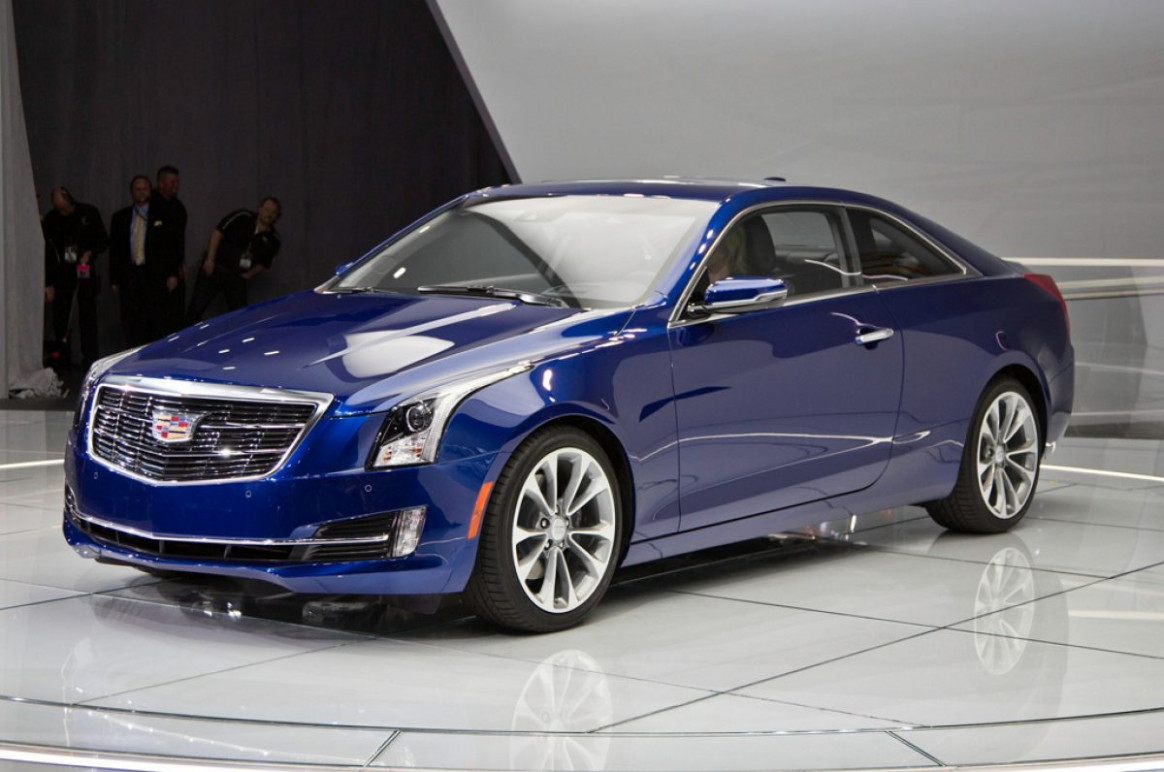 Release 2022 Cadillac Ats V Coupe