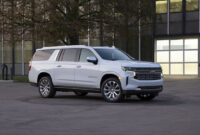first drive 2022 chevrolet suburban redesign