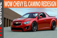 first drive 2022 chevy el camino ss