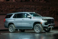 first drive 2022 chevy tahoe