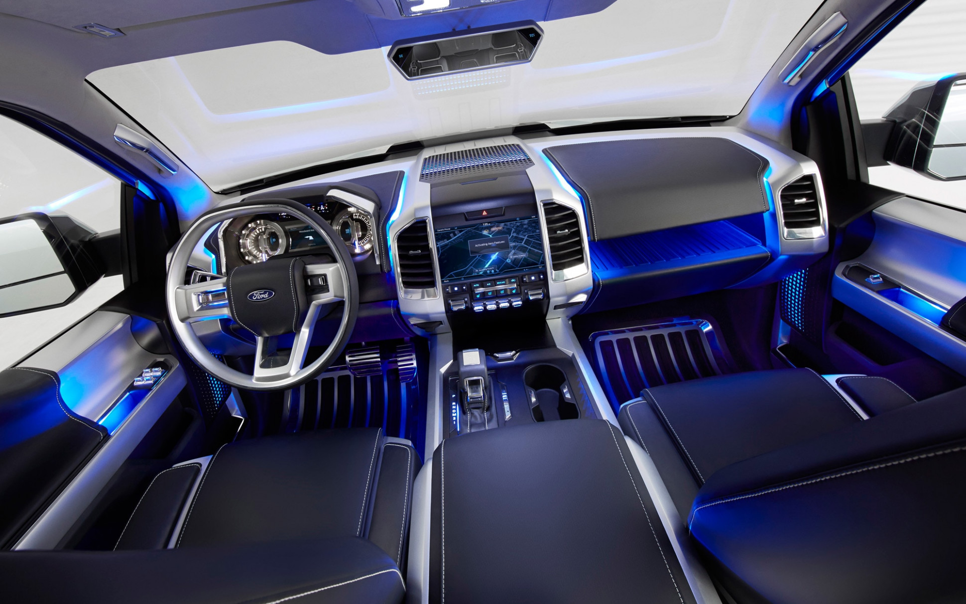 Price, Design and Review 2022 Ford Atlas