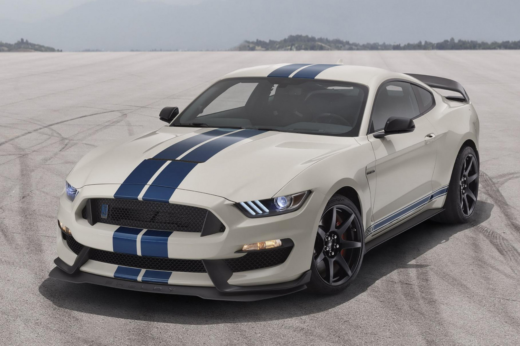 Style 2022 Ford Mustang Shelby Gt 350
