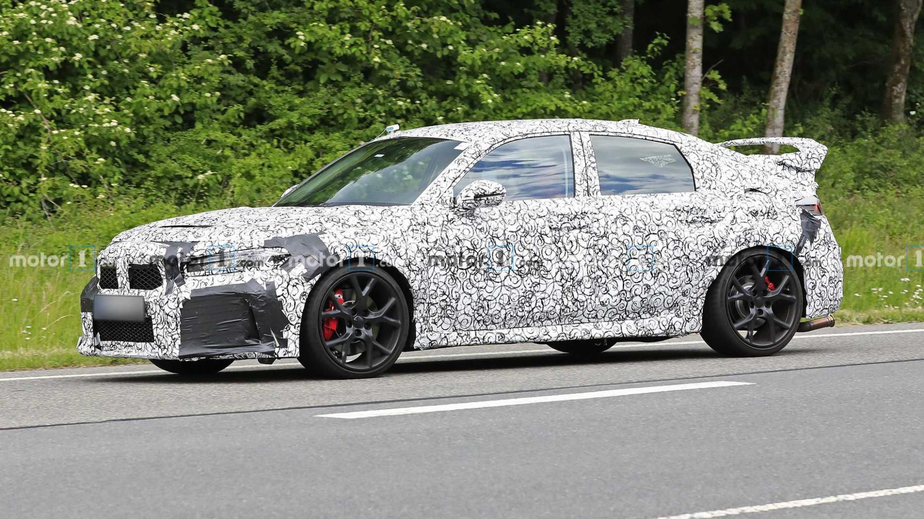New Concept 2022 Honda Civic Type R