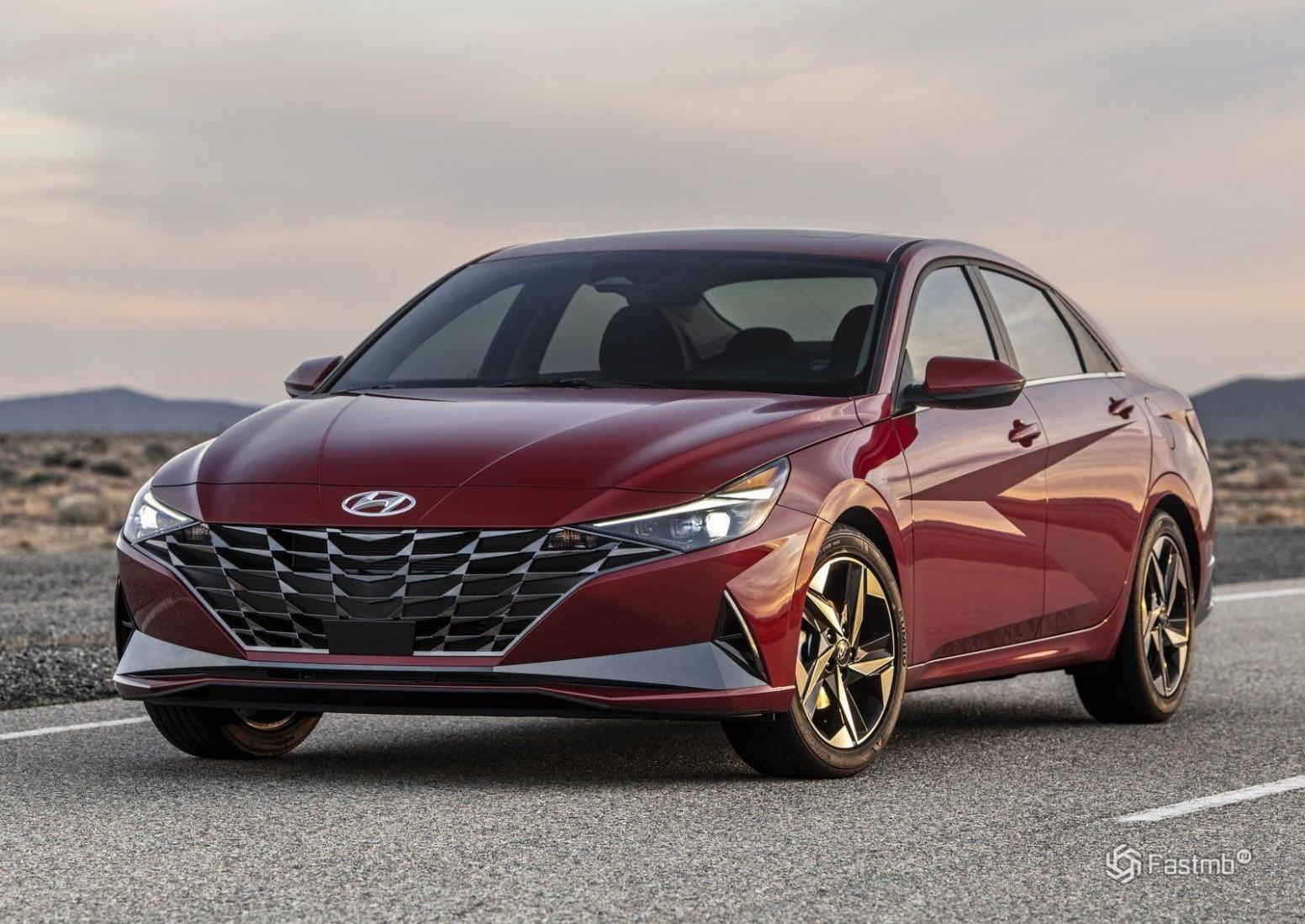 Concept and Review 2022 Hyundai Elantra Sedan