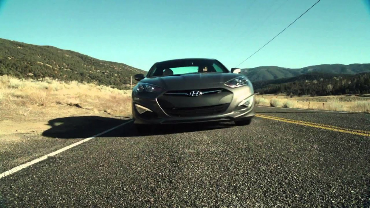 Pictures 2022 Hyundai Genesis Coupe