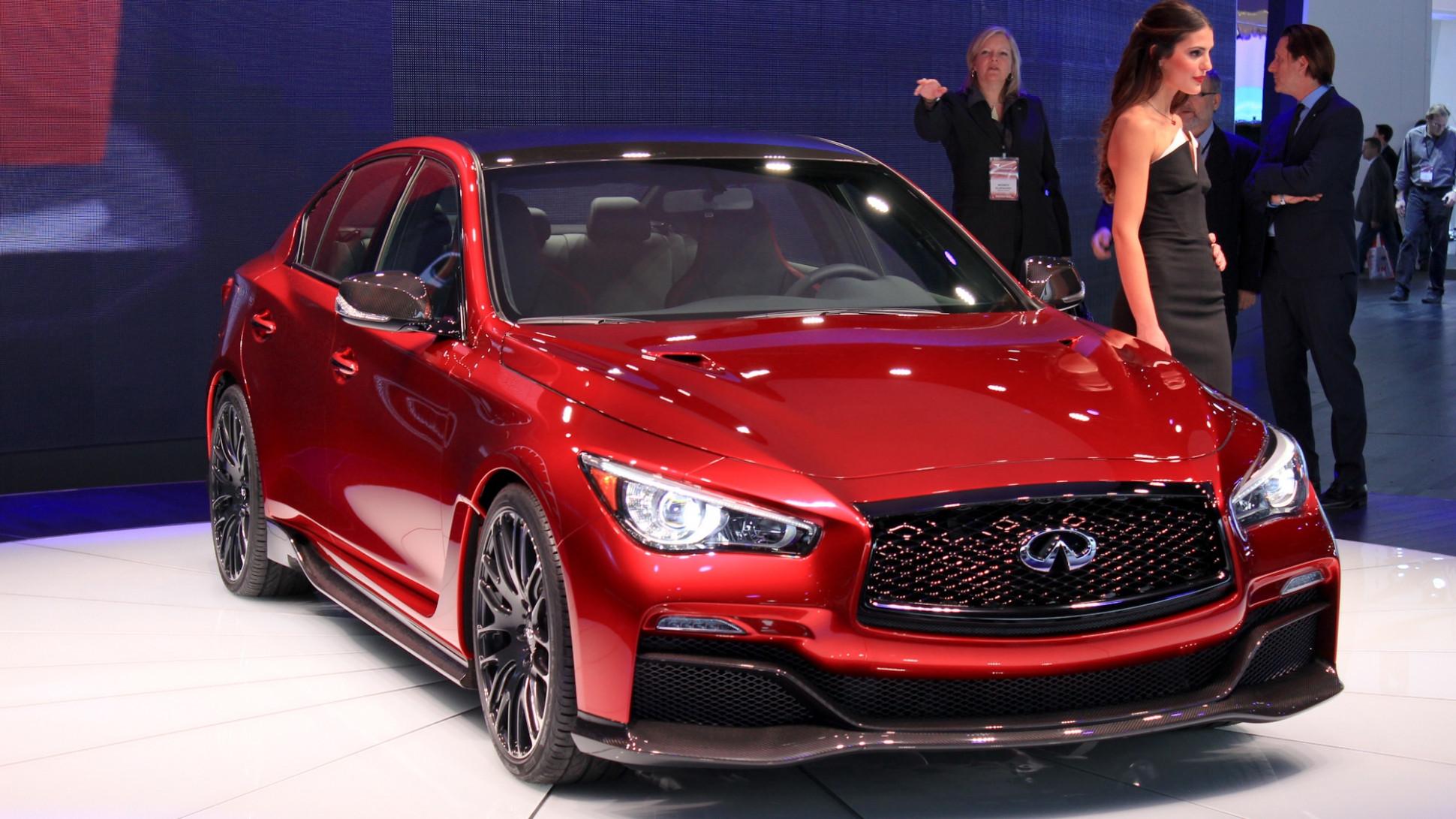 Spesification 2022 Infiniti Q50 Coupe Eau Rouge