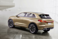 first drive 2022 lincoln mkx at beijing motor show