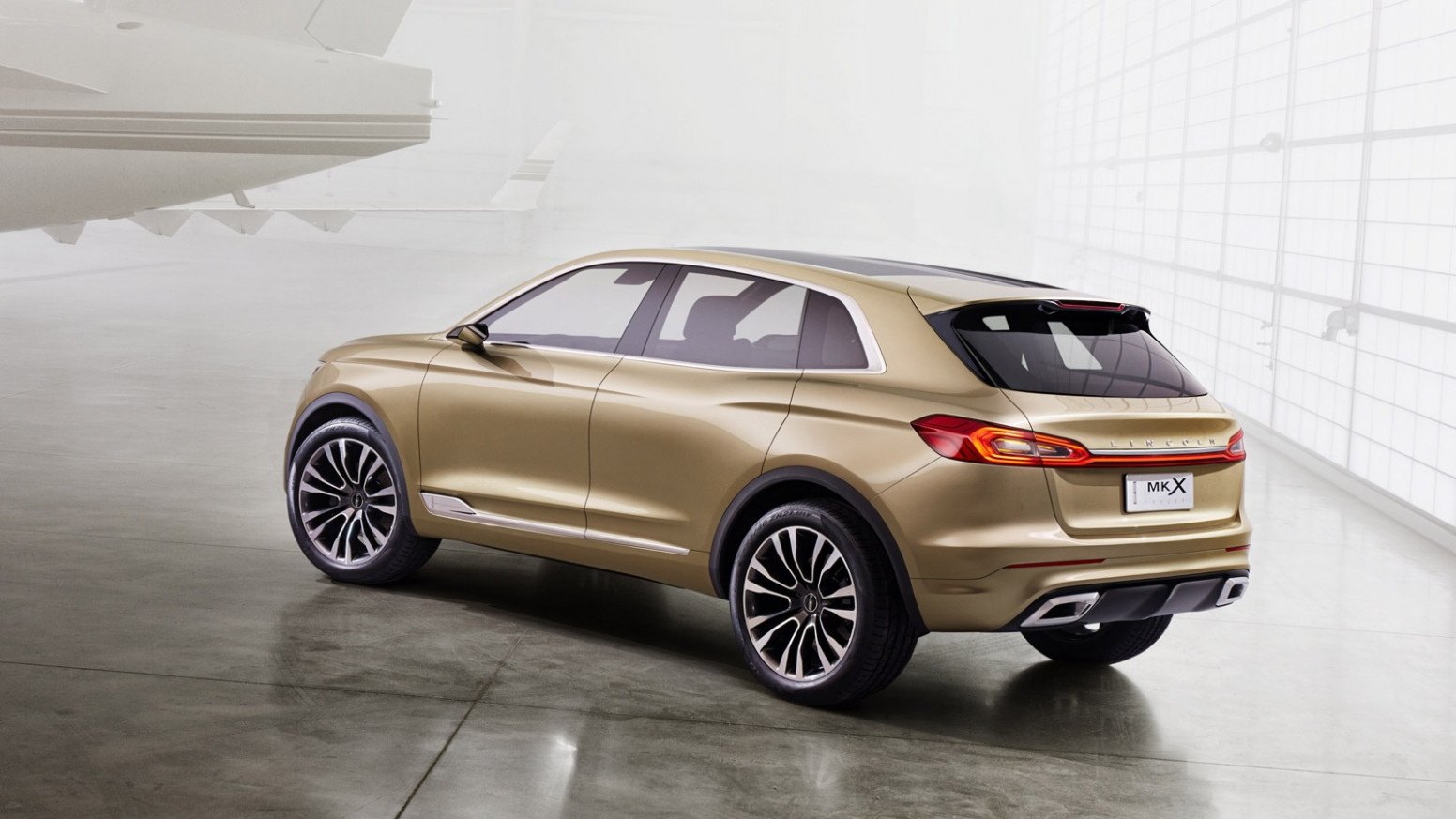 Spy Shoot 2022 Lincoln Mkx At Beijing Motor Show