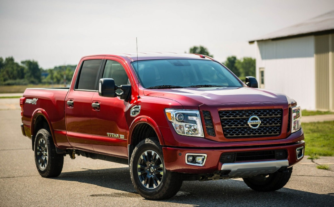 Price, Design and Review 2022 Nissan Titan Updates