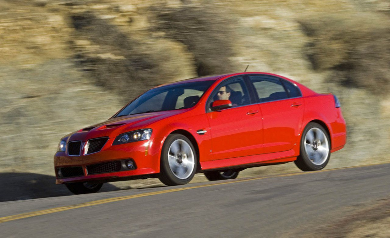 New Model and Performance 2022 Pontiac G8 Gt