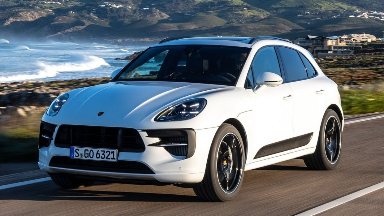 Ratings 2022 Porsche Cayenne