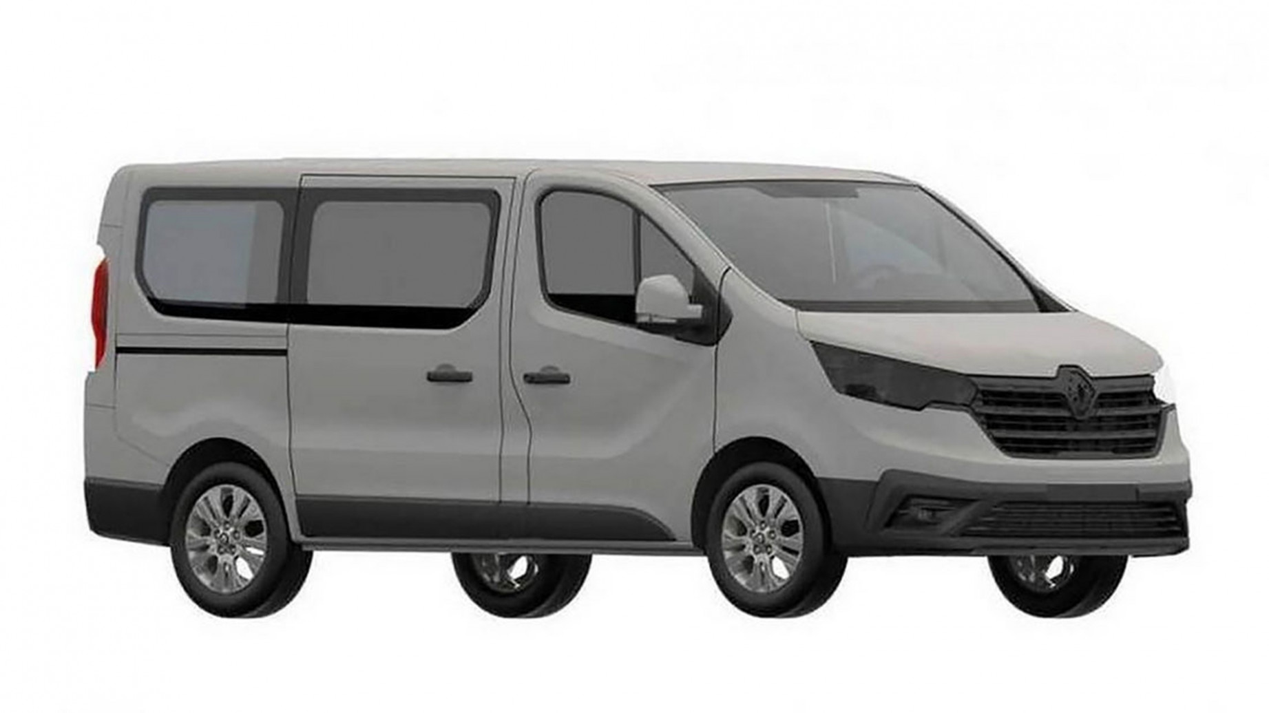 Engine 2022 Renault Trafic