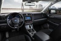first drive 2022 subaru legacy turbo