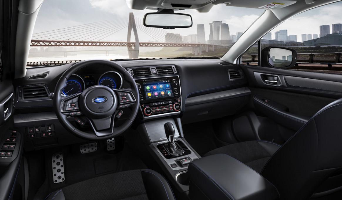 Price and Review 2022 Subaru Legacy Turbo