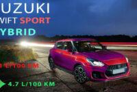first drive 2022 suzuki swift