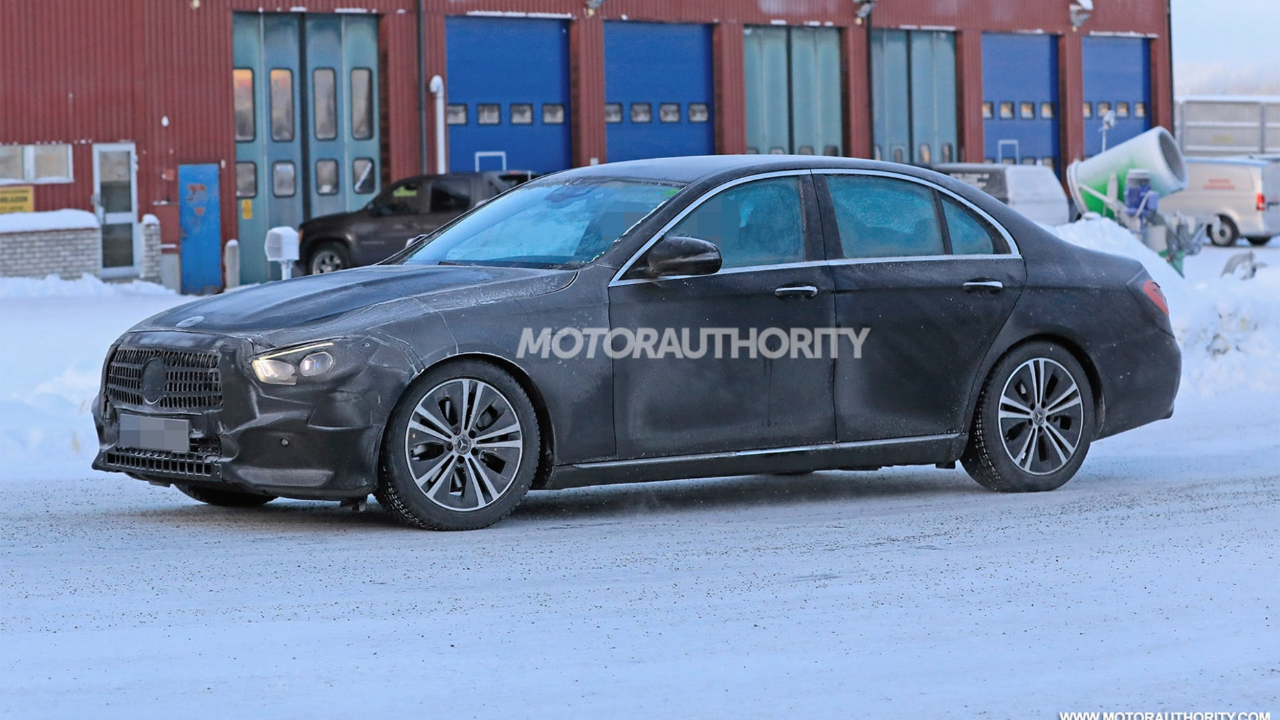 Concept and Review 2022 The Spy Shots Mercedes E Class