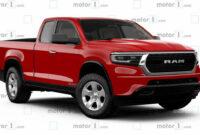 first drive dodge midsize truck 2022