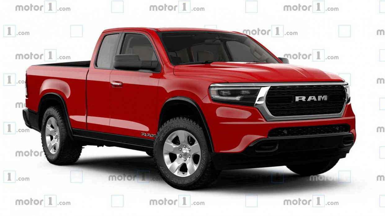 Review and Release date Dodge Midsize Truck 2022