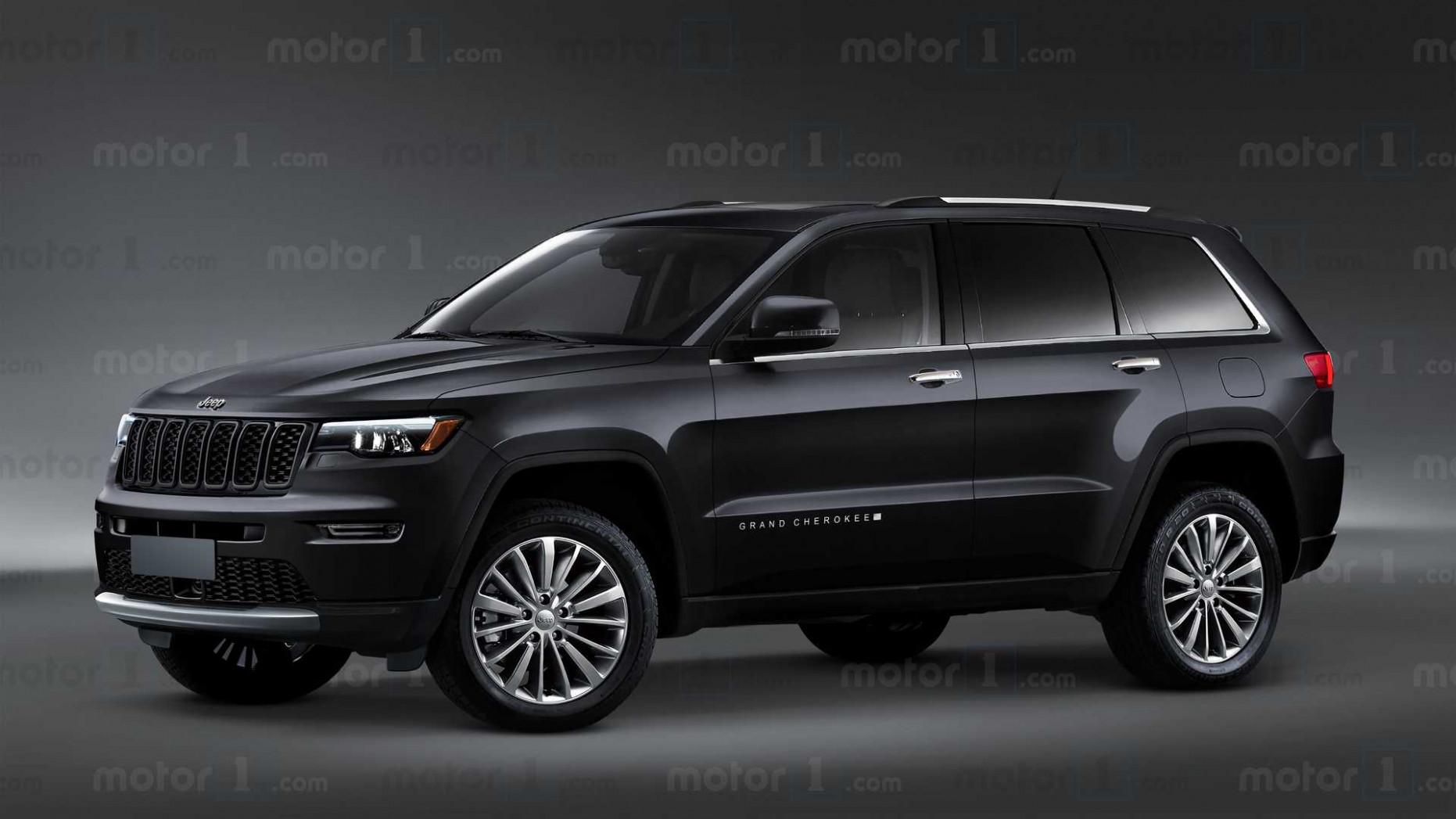History Jeep Cherokee 2022 Redesign