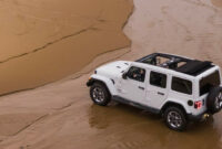first drive jeep wrangler rubicon 2022