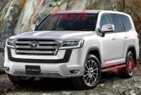 first drive lexus truck 2022