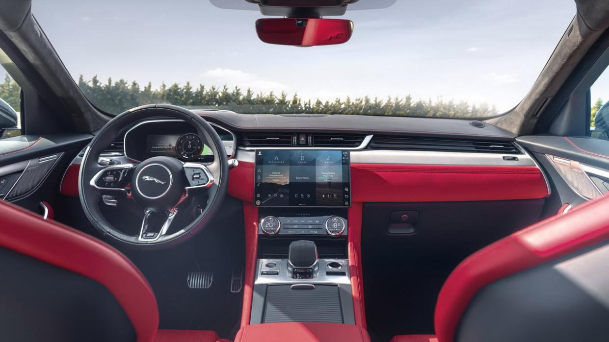 Interior New Jaguar Xe 2022 Interior