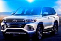first drive toyota new land cruiser 2022