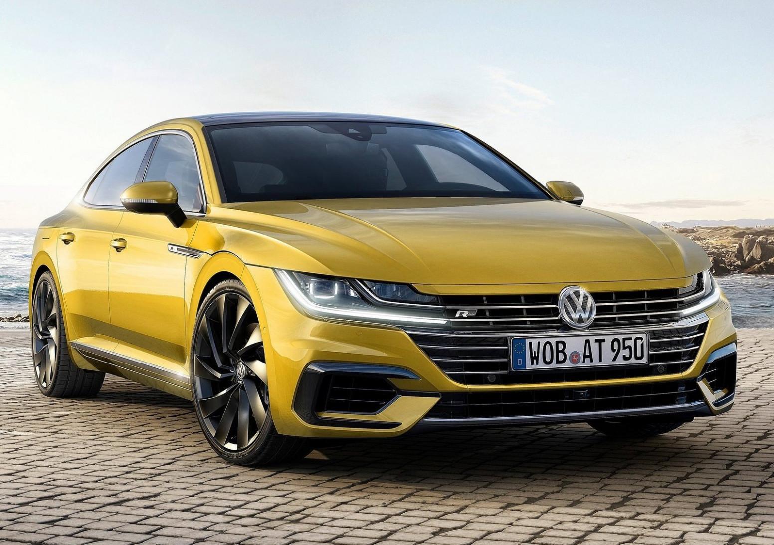 Configurations Volkswagen Arteon 2022