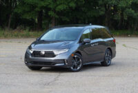 first drive when does 2022 honda odyssey come out