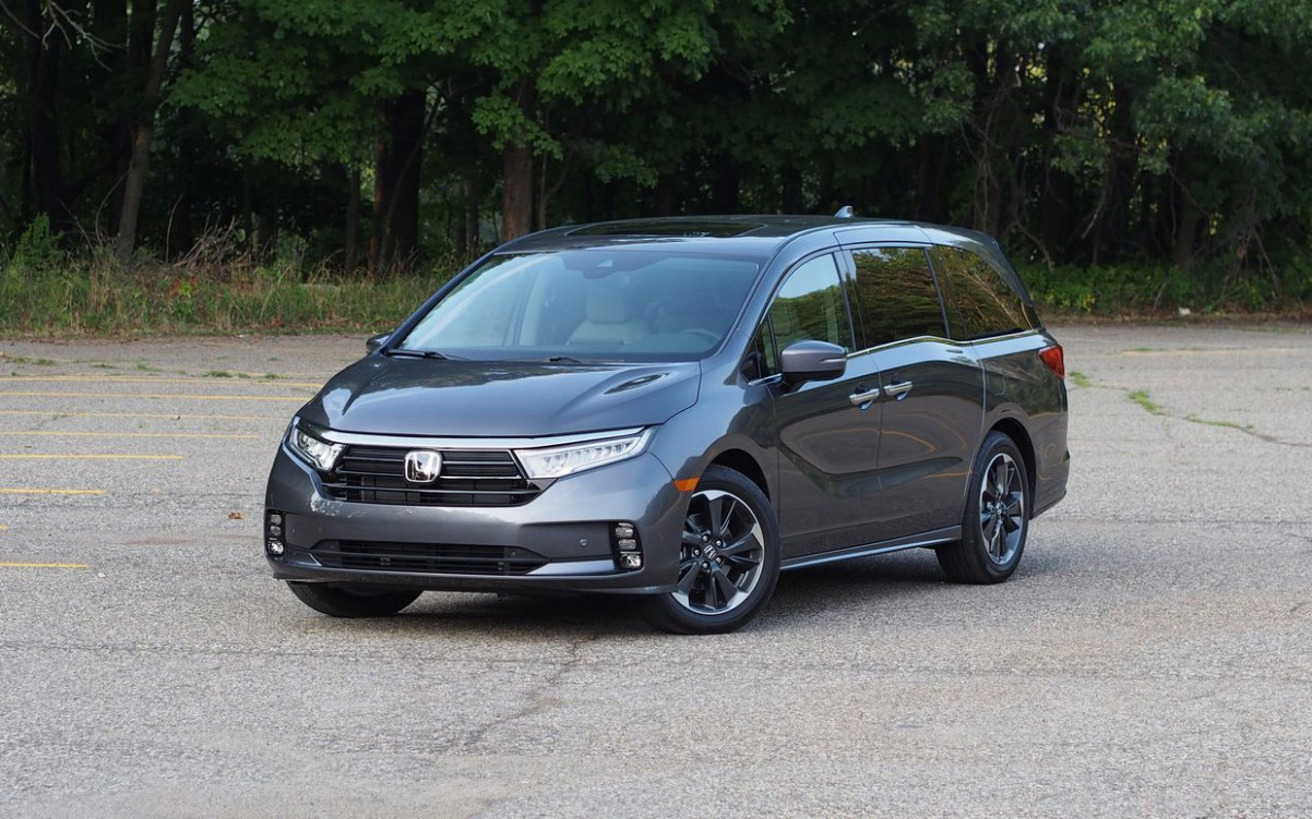 Price and Release date When Does 2022 Honda Odyssey Come Out
