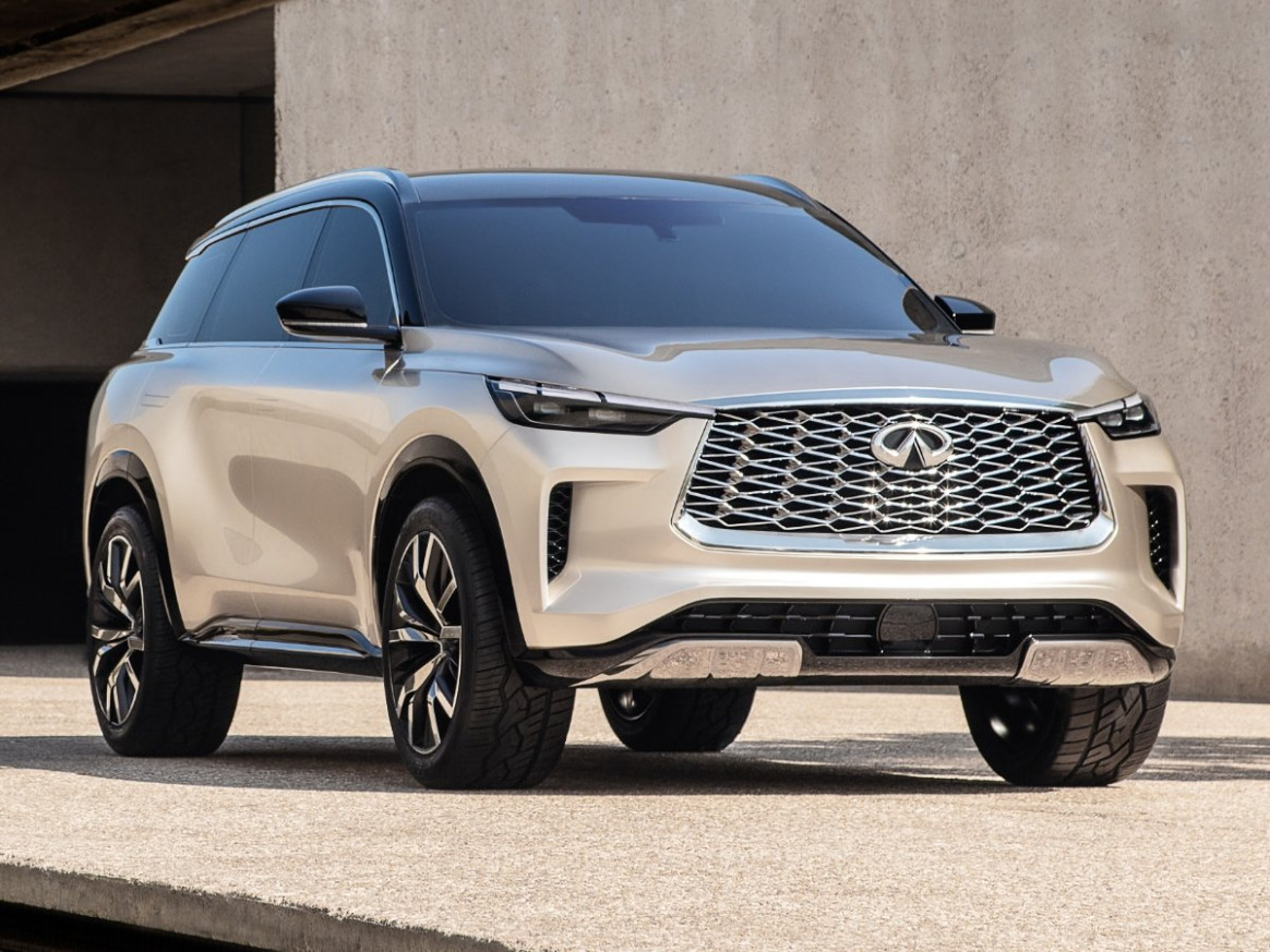 Concept and Review When Does The 2022 Infiniti Qx80 Come Out