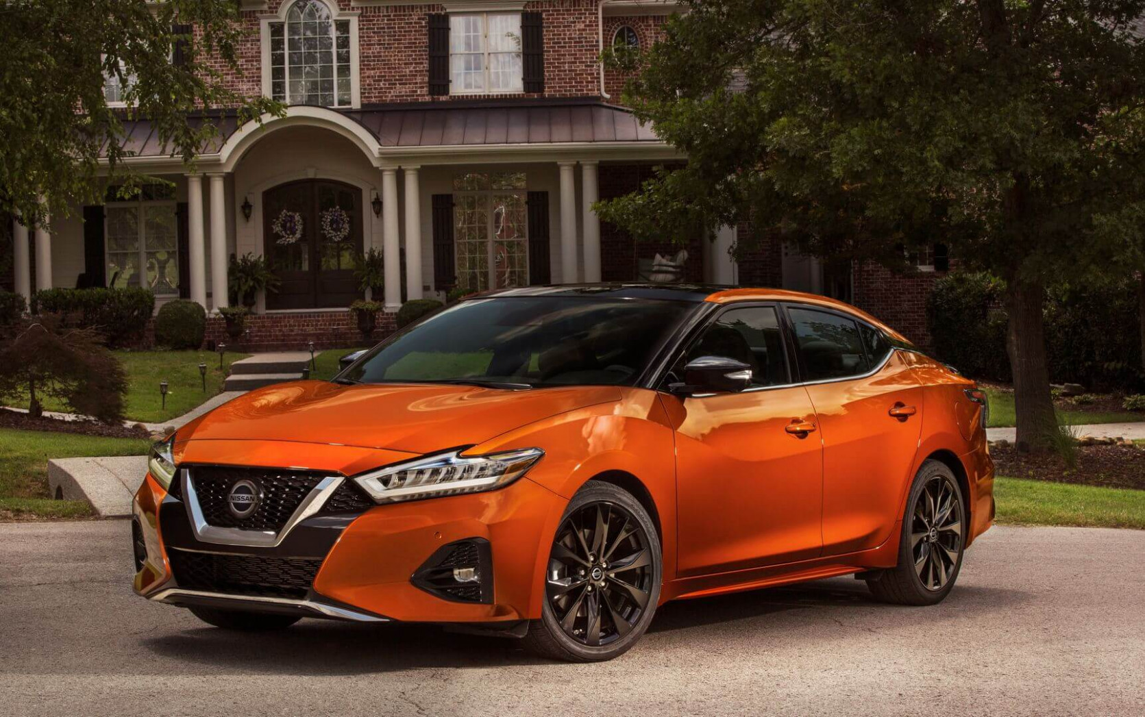 Exterior and Interior When Does The 2022 Nissan Maxima Come Out