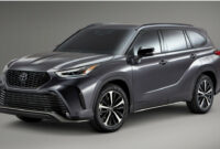 first drive when will 2022 toyota highlander be available
