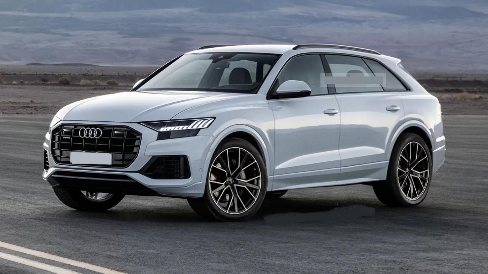 Release Date 2022 Audi Q9