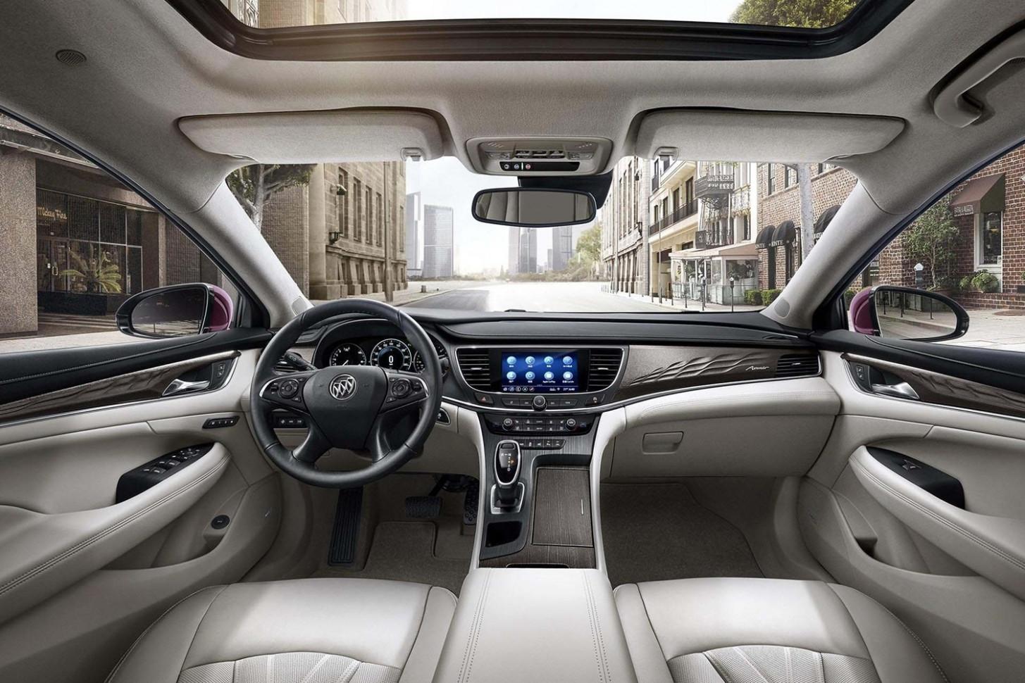 Price, Design and Review 2022 Buick Lacrosse Premium