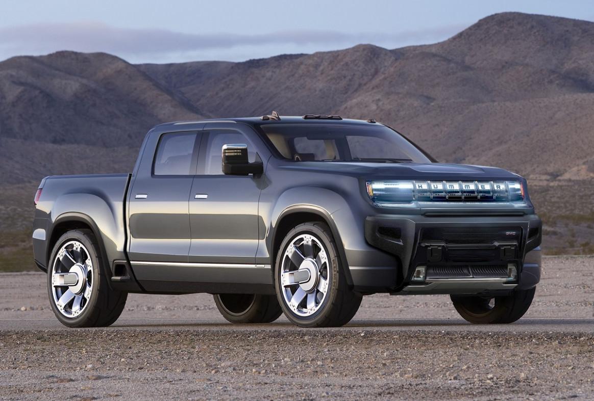 Exterior and Interior 2022 Cadillac Pickup