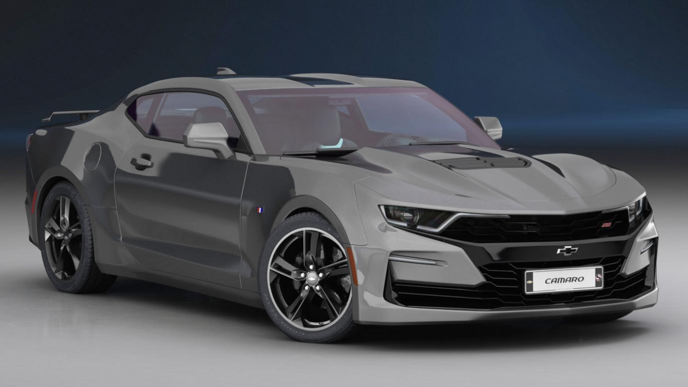 Pricing 2022 Camaro Ss