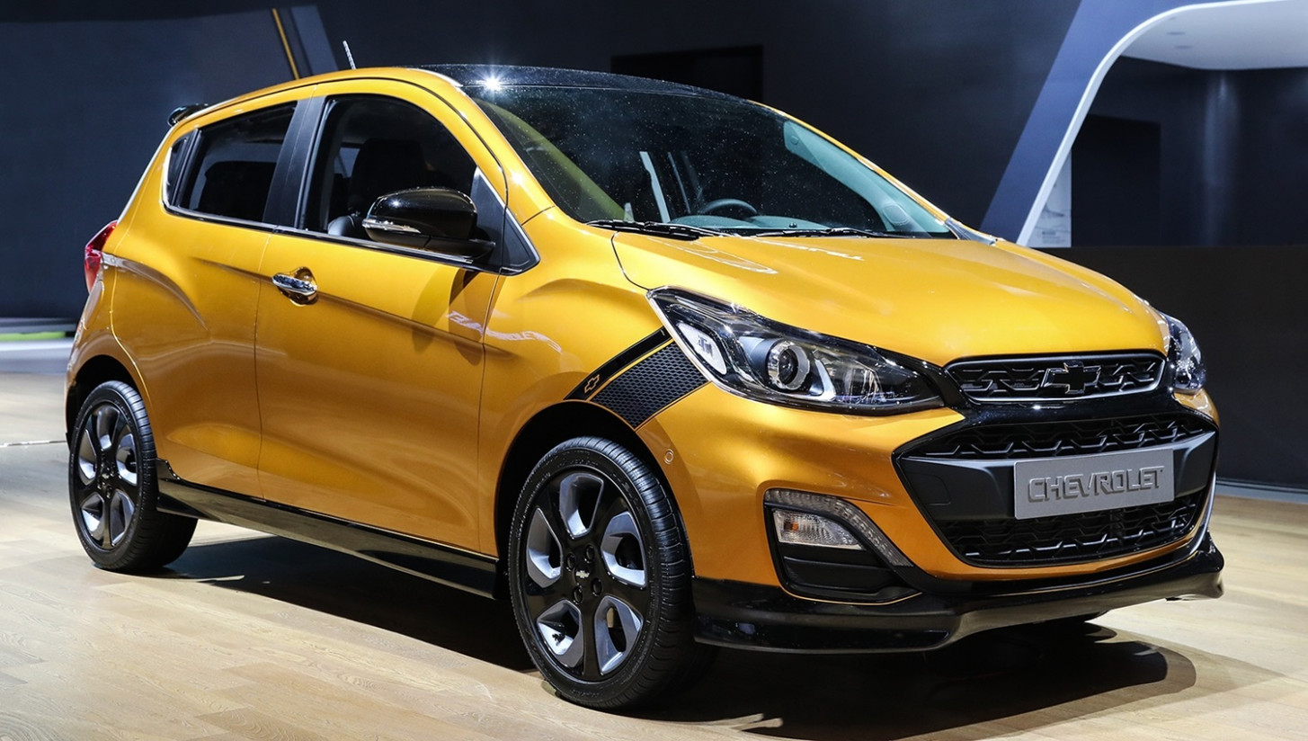 Concept and Review 2022 Chevrolet Spark