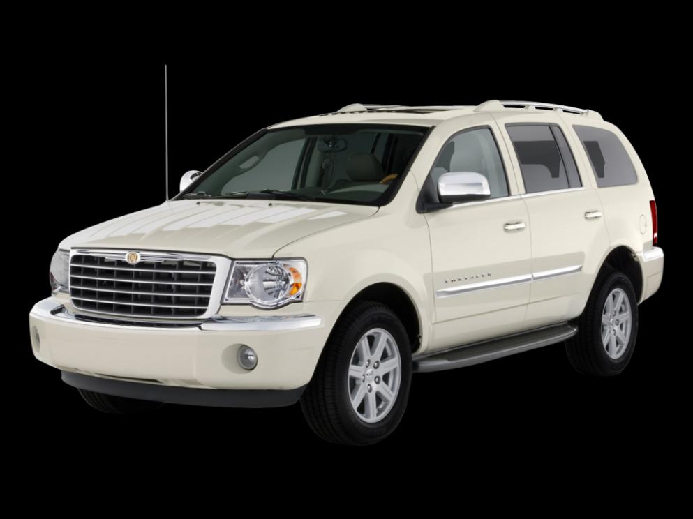 Price, Design and Review 2022 Chrysler Aspen
