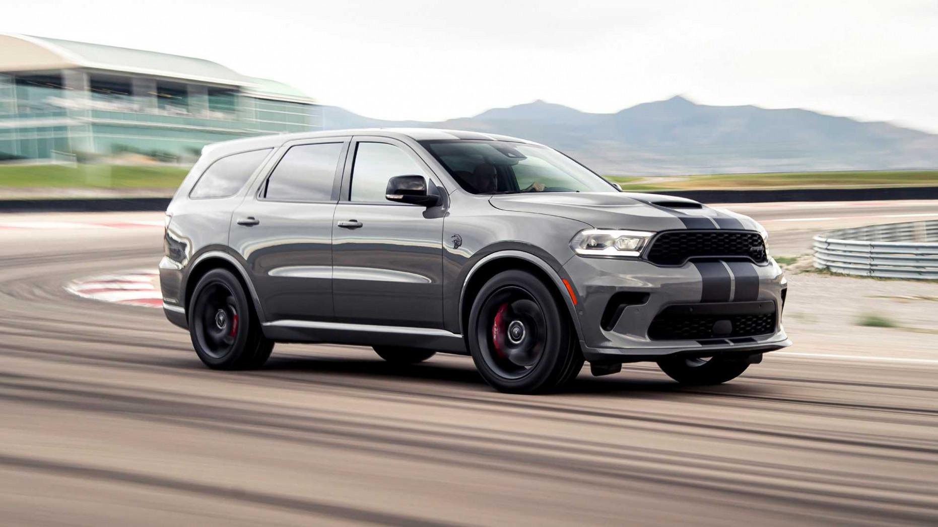 Concept 2022 Dodge Durango Srt