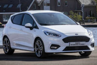 history 2022 ford fiesta st rs