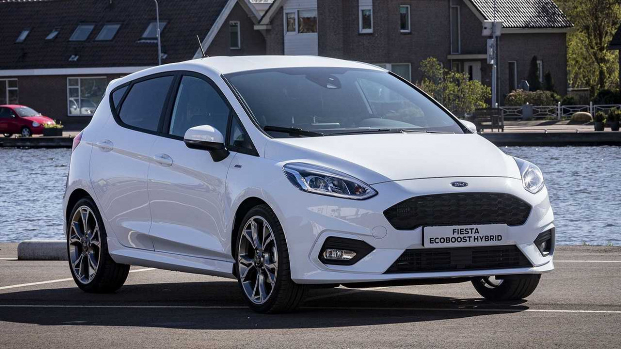 Concept and Review 2022 Ford Fiesta St Rs