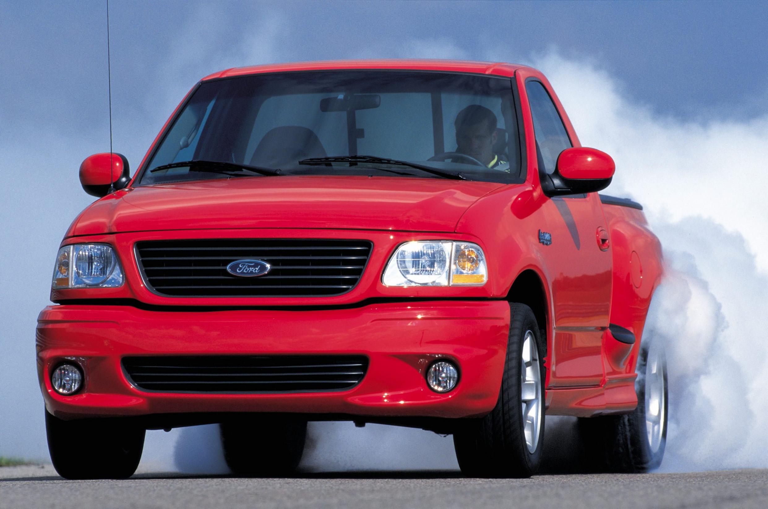 Release 2022 Ford Lightning Svt