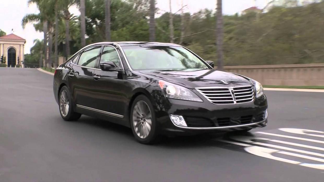Pricing 2022 Hyundai Equus