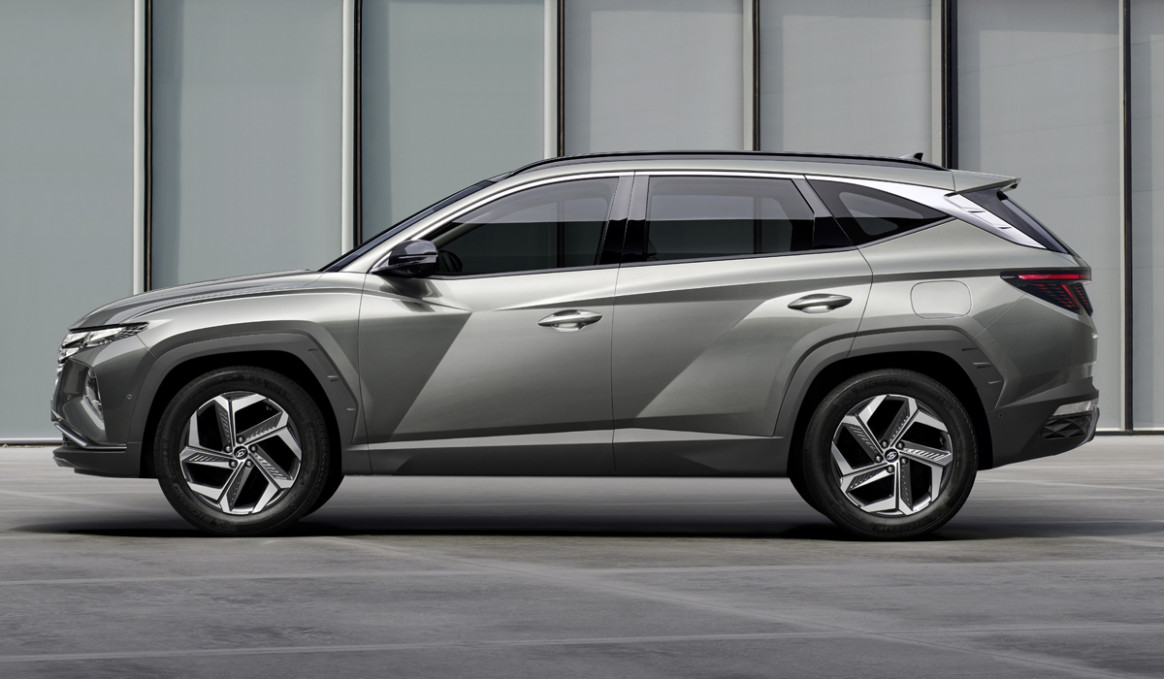 Redesign and Review 2022 Hyundai Tucson