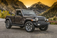 Rumors 2022 Jeep Wrangler Rubicon