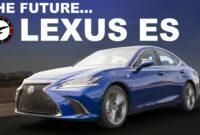 Exterior 2022 Lexus ES 350