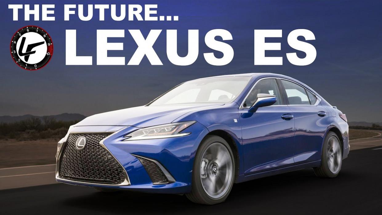 Concept and Review 2022 Lexus ES 350