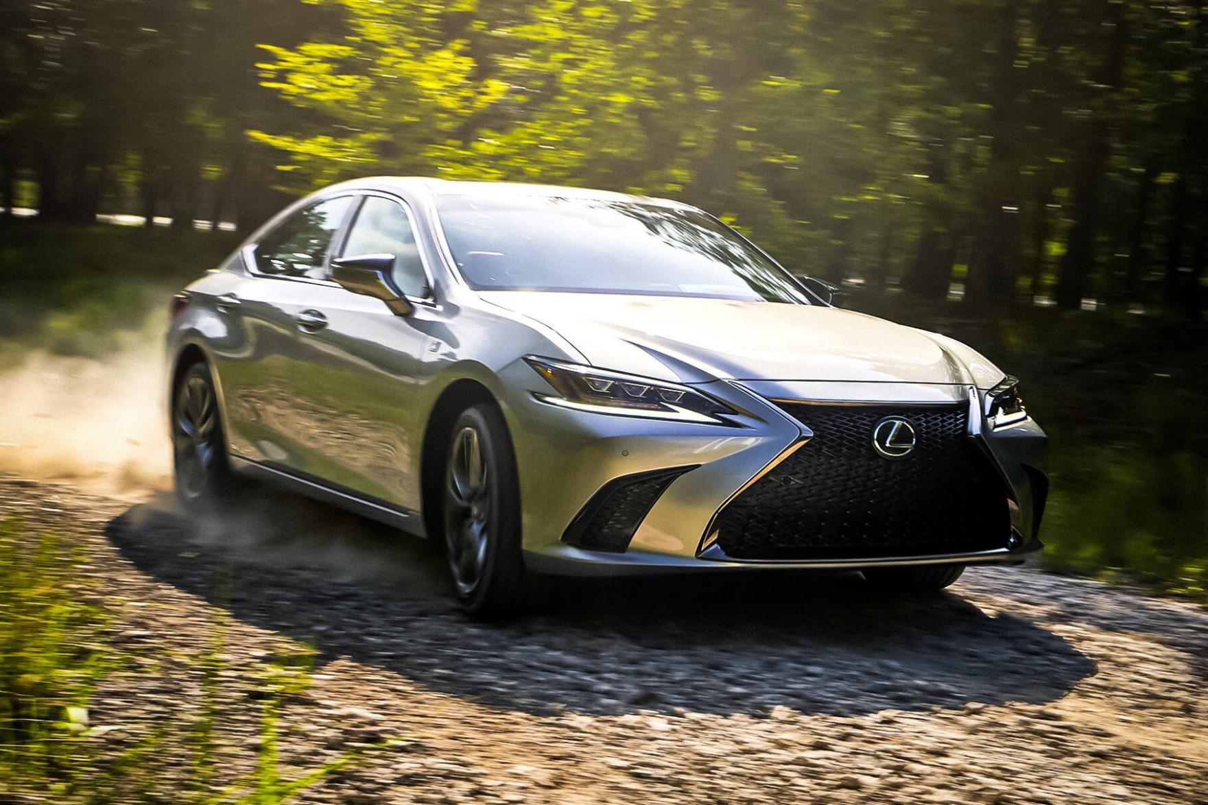Picture 2022 Lexus ES