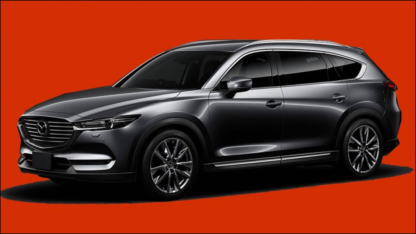 Concept 2022 Mazda Cx 7